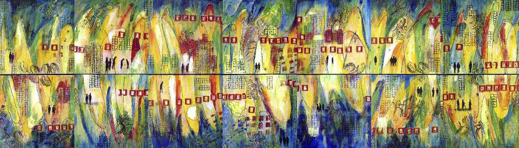 Gisele Normandin - Urbanité riveraine